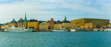 Стокгольм, Швеция Стоковые Фото