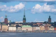 Стокгольм Стоковое Фото