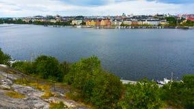 Стокгольм Стоковое Изображение RF