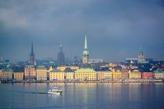 Стокгольм Стоковые Изображения RF