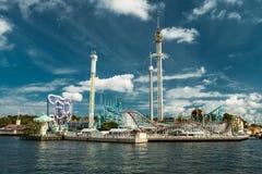 Стокгольм Luna Park Gröna Лунд Стоковая Фотография