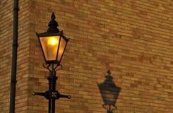столб бегства домов frot Стоковые Фото
