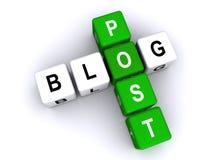 Столб блога бесплатная иллюстрация