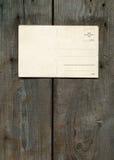столб карточки Стоковые Фото