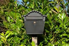 столб коробки Стоковая Фотография