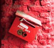 столб коробки Стоковое Изображение RF