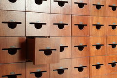столб коробок Стоковое фото RF