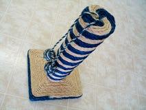 столб кота Стоковое Изображение