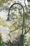 Столб сада светлый Стоковые Изображения RF