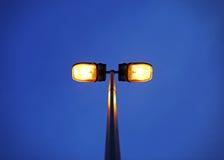 столб светильника Стоковое фото RF