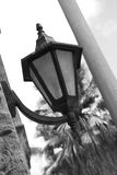 столб светильника Стоковые Фотографии RF