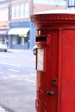 столб 2 british коробки Стоковые Изображения
