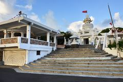 Столб de Flacq, Маврикий стоковое фото rf