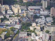 Столица Порт Луи Маврикия стоковые фотографии rf