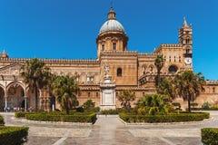 Столица Сицилии - Палермо - Италии стоковые фото