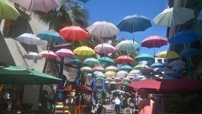 Столица Caudan Маврикия Стоковое Изображение RF