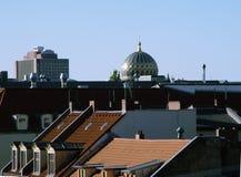 столичные крыши Стоковая Фотография RF