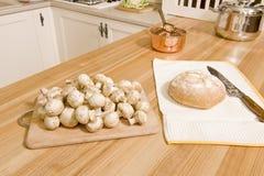 стол стол еды кухонный Стоковые Изображения RF
