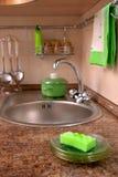 стол стол cutlery кухонный Стоковые Изображения
