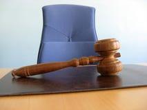 стол суда Стоковая Фотография RF