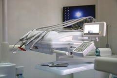 стоматология оборудования Стоковое Изображение RF