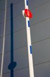 стоп барьера Стоковое Изображение