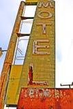 стоп дороги кафа 66 bagdad исторический Стоковое Фото