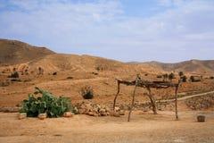 стоп пустыни Стоковые Изображения