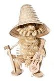 сторновка заполированности соотечественника куклы стоковое фото rf