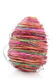 сторновка пасхального яйца Стоковое Изображение RF