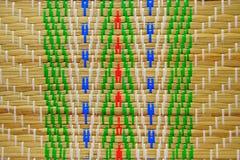 сторновка циновки традиционная Стоковые Изображения