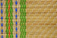 сторновка циновки традиционная Стоковая Фотография