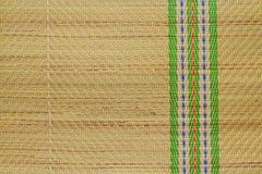 сторновка циновки традиционная Стоковые Фотографии RF