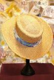 сторновка шкафа шлема Стоковая Фотография