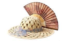 сторновка шлема вентилятора Стоковые Изображения