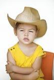 сторновка шлема ребенка Стоковые Фотографии RF