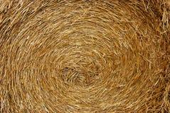 сторновка bales круглая Стоковое фото RF