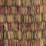 сторновки циновки загородки дня предпосылки поднимающее вверх близкой солнечное Стоковые Изображения