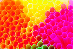 сторновки colorfull выпивая Стоковое Изображение RF
