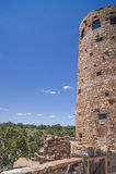Сторожевая башня - гранд-каньон Стоковое Изображение