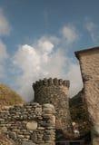 Сторожевая башня, Корсика, Франция Стоковая Фотография