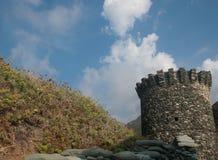 Сторожевая башня, Корсика, Франция Стоковые Изображения