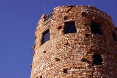 Сторожевая башня местных камней, Стоковое Фото