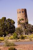 Сторожевая башня местных камней Стоковое Изображение RF
