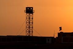 Сторожевая башня стоковое фото
