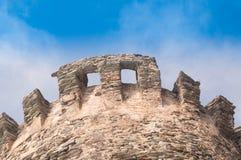 Сторожевая башня, Corse, Франция Стоковые Фотографии RF