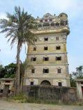 Сторожевая башня Kaiping Diaolou в месте всемирного наследия ЮНЕСКО Chikan Стоковая Фотография
