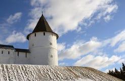 сторожевая башня kazan kremlin Стоковые Изображения