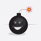 Сторона бомбы Стоковые Фото