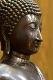 Сторона Будды, головы; буддизм; глаза Стоковые Изображения